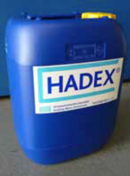 25 l can of Hadex